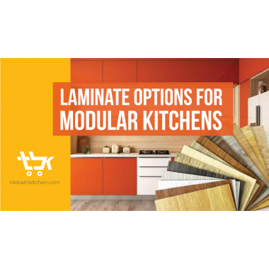 Laminate Options for Modular Kitchens: A Plethora of Choice