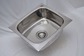Stainless Steel Heavy Kitchen Sink LS-1001