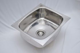 Stainless Steel Heavy Kitchen Sink LS-1004