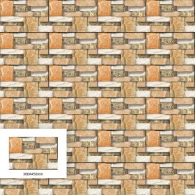 Zibon Ceramic Elevation Digital Print Tile TBKZ40077