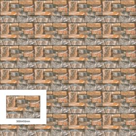 Zibon Ceramic Elevation Digital Print Tile TBKZ40082