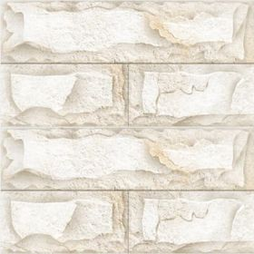 Digital Print Parking Tile DOLOMITE IVORY