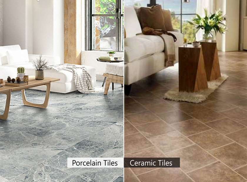 Porcelain vs Ceramic Tiles: Which to Choose and When?