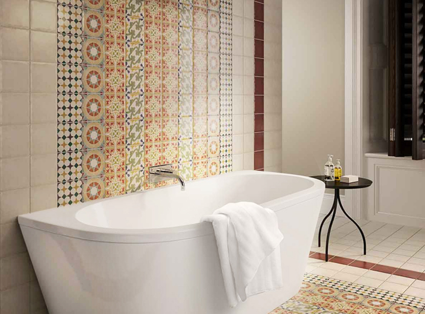 Why Pick Satin Finish Tiles for that Luxurious Look?
