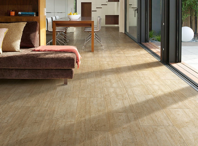 Advantages of using Tiles with Wooden-look