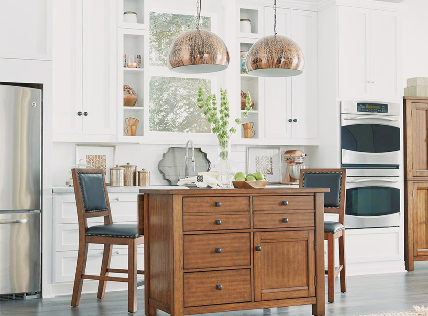 Determining the Space Required for installing a Kitchen Island