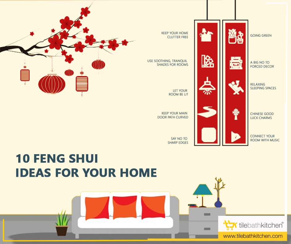 10 Feng Shui Ideas For Your Home