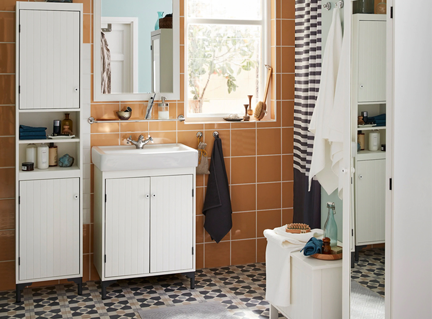 Clever Hacks To Have Extra Space Storage In Your Bathroom