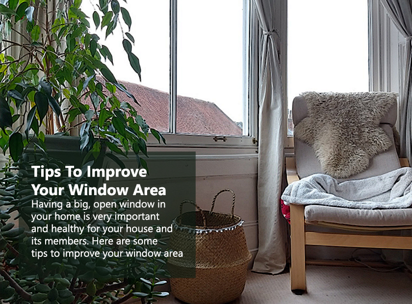 Tips To Improve Your Window Area