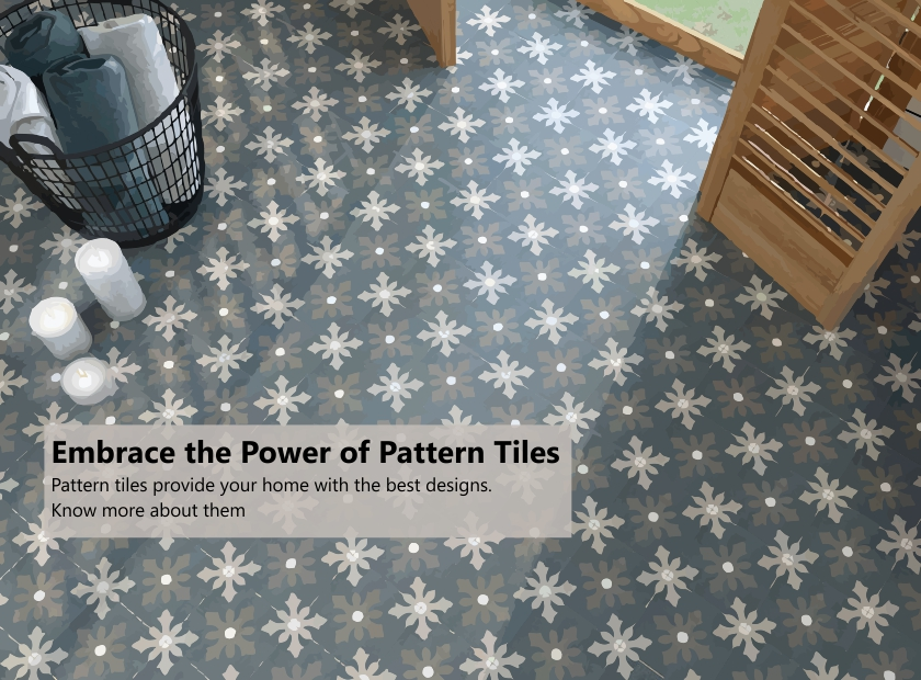 Embrace the Power of Pattern Tiles