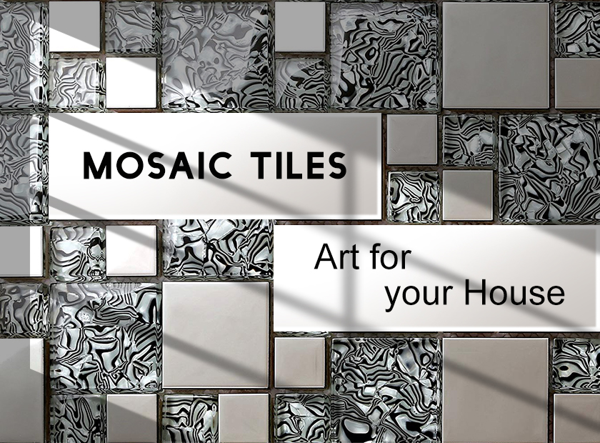 Mosaic Tiles - Art for your House