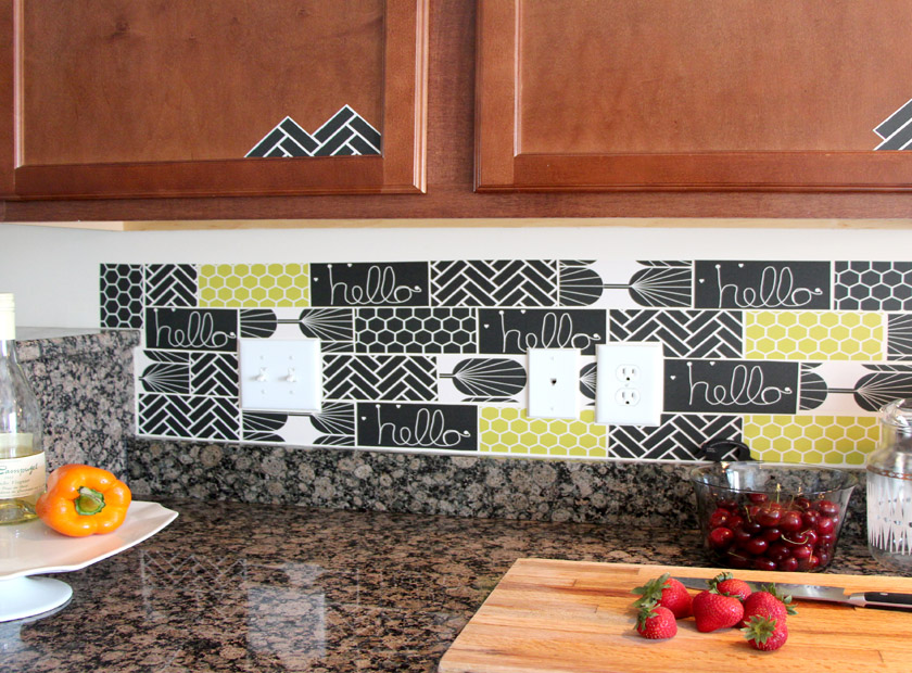 Spruce up your kitchen with exclusive kitchen tiles