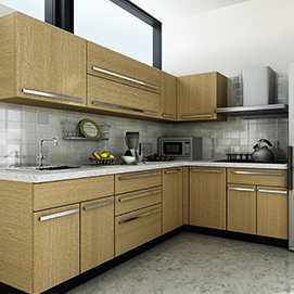 Modular Kitchen 01